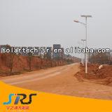 Bridgelux 140lm ZonneStraatlantaarn 30W-100W met LEIDEN Licht in Kenia