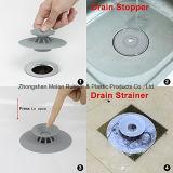 現代シリコーンの下水管カバーステンレス鋼の浴室のシャワーの床ドレン
