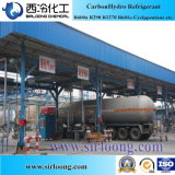 Gás refrigerante R290 C3H8 para o ar condicionado