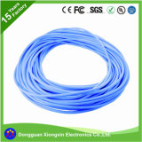 Фабрика UL подгоняет провод электрических силиконовой резины TPE PVC XLPE 0.08mm медный гибкий изолированный/электропитания кабеля