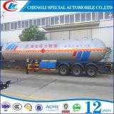 De Tanker van het Gas van LPG Popane van de As ASME 3 25t