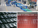 Prix en aluminium galvanisé de feuille de toiture de zinc ondulé