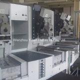 Máquina de Inyección de poliuretano de baja presión para el calzado de seguridad
