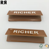 Custom King size 108x44mm écrus Smooking Rolling Paper
