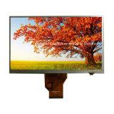 "7 ""WVGA TFT LCD com painel de toque resistivo: ATM0700d8b-T"