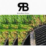 景色の多色刷りの最もよい品質の装飾の人工的な草または人工的な泥炭または総合的な草