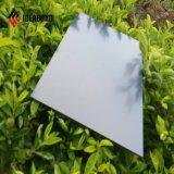 A Austrália dobrando PVDF ACP de revestimento de painéis de parede em alumínio prateado