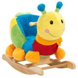 Plush Bee Rocking Horse-jouets pour enfants