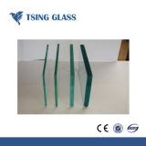 3-19mm le verre de construction en verre trempé le verre trempé un verre de sécurité