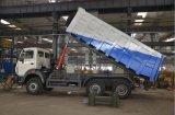 Norte Benz nueva cabina 6X4 Camión Volquete Volquete