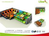 Mundo interno personalizado do Trampoline da compra grande para miúdos e adultos