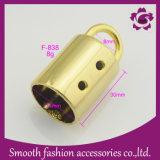 Металлический шнур концевой упор крепеж из нержавеющей стали веревки Bell форму