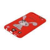 Cassa mobile del telefono degli accessori del coniglio TPU di stampa