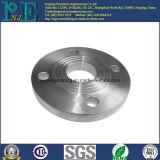Het Roestvrij staal CNC die van de hoge Precisie Delen machinaal bewerken