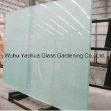 матированное стекло травления кислотой 4mm-12mm Sandblasted стеклом стеклянное для ванной комнаты комнаты ливня