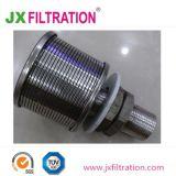 Draht-Verpackungs-Filter-Düsen-Keil-Draht-Grobfilter-Düse