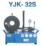 Do equipamento hidráulico do conjunto de mangueira de Yjk-32s máquina de friso