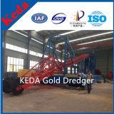 Best Selling Gold máquina da corrente da caçamba de dragagem para venda
