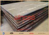 Chapa de Aço e Placa / Placa / Placa de Aço de Carbono Usada para Construção de Tanques
