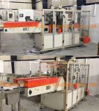 Machine à emballer de tissu facial de Softpack de papier de soie de soie