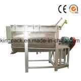 Mezclador de cinta horizontal de acero inoxidable 304 para el café en polvo