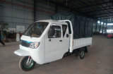 Three Wheel Cargo Motorcycleの200cc Water Cooling Canvas Cover