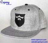 Серый поставщик шлема Snapback шерстей в Китае
