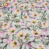 Хлопок полиэстер спандекс атласной ткани для печати по пошиву одежды Одежда (GLLML195)