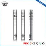 Venda por grosso 290mAh Bud Bateria faixa 2-10W Kit Vape Ajustável Isqueiros Rosa Vape Pen
