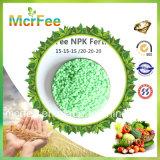 Fertilizzante composto 15-15-15, 20-20-20, 16-20-0 della fabbrica NPK