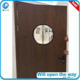 Puerta hermética Manul de la ventana redonda