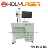Macchina portatile della marcatura del laser della fibra dell'acciaio inossidabile 20W 30W 50W