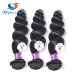 Weave волос девственницы свободной волны бразильский связывает черноту выдвижений человеческих волос естественную 1 часть, котор вы May волосы