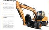 Excavadora de rueda (HTL120-9)