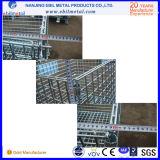 Q235 Caixa de paletes de gaiola de Aço de armazenamento