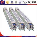 Sistema conveniente aisló Busduct de conexión rápida