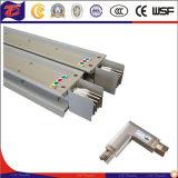 Buena conducción eléctrica tamaño pequeño Busduct de baja tensión para líneas de montaje