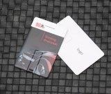 신용 카드 모양 USB 저속한 펜 드라이브, 로고를 가진 신용 카드 USB 저속한 Drive1GB 4GB 8GB 16GB 32GB USB 3.0