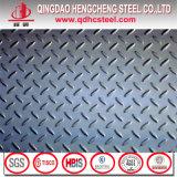 Placa de aço galvanizada mergulhada quente do assoalho Checkered da resistência do enxerto