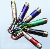 Indicatore rosso Keychain del laser della piccola torcia elettrica