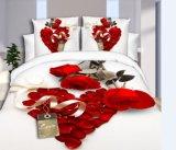 Nuevo diseño de Venta caliente buen precio mayorista de ropa de cama de Sábana