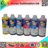 La Corée Sublimatiion Inktec de qualité supérieure de l'encre