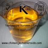 Testosterona semielaborada Sustanon 250mg/Ml de la inyección intramuscular en China