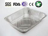 Plaque en aluminium pour prévenir la perte en eau