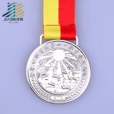 Медаль пожалования заплывания эмали бронзы Antique свободно образца изготовленный на заказ