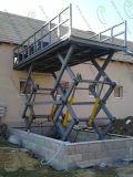 3000kg aprovado pela CE Estacionamento Hidráulico do Levante