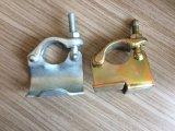 Coupleur d'échafaudage pour le raccordement de pipe de tube