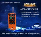 CNC van Autocad de Machine van het Glassnijden