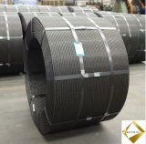 건축 응용과 ASTM 기준 2/3/7 철사 PC 물가