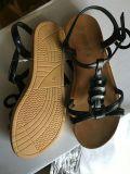 Les femmes sandales, Mesdames sandales, pantoufles, Dame de qualité supérieure des sandales, 6000paires